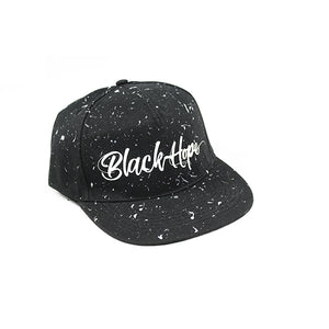 Snapback Black Hope Logo Edition - Black