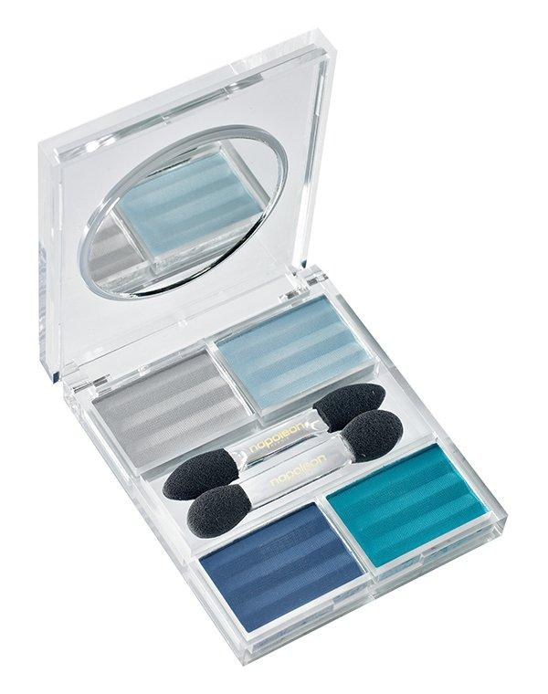 PRISMATIC EYESHADOW QUAD 10