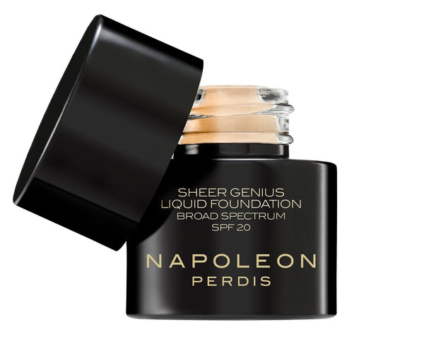 SHEER GENIUS LIQUID FOUNDATION