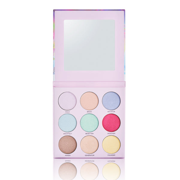 CREATOR – HOLOGRAPHIC ENGINEERING EYE AND FACE SHADOWS PALETTE