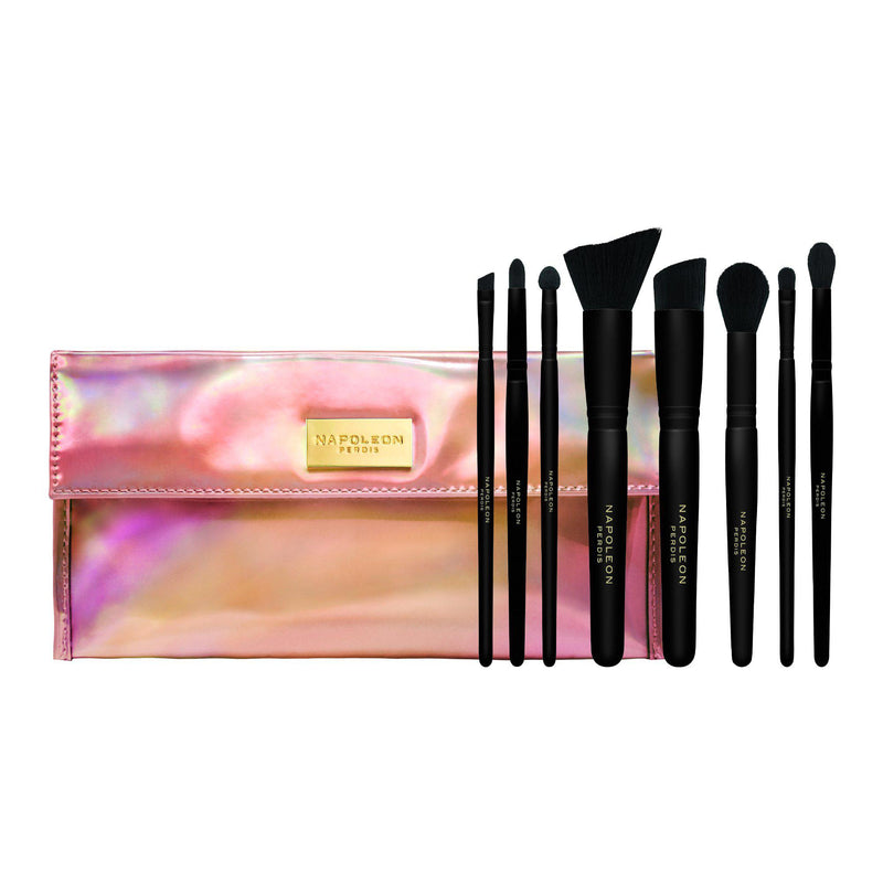 Brush Me Up 8-Piece Brush Collection-
