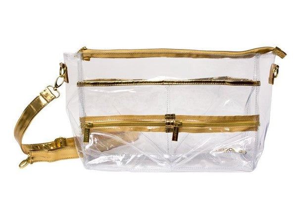 Clear Artist Tools Flat Bag-