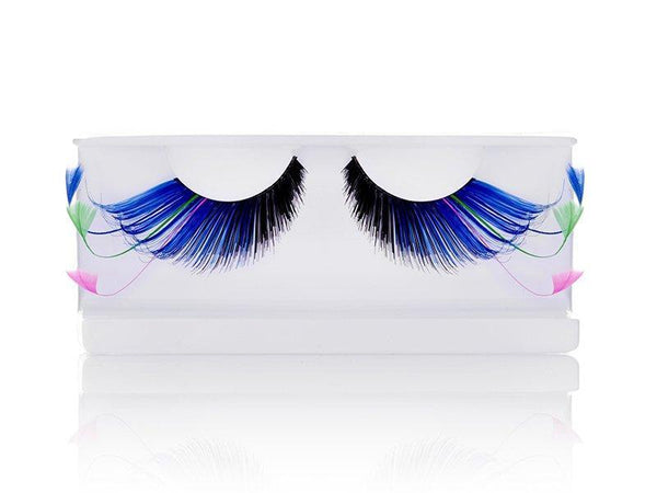 Lashes Bird of Paradise-