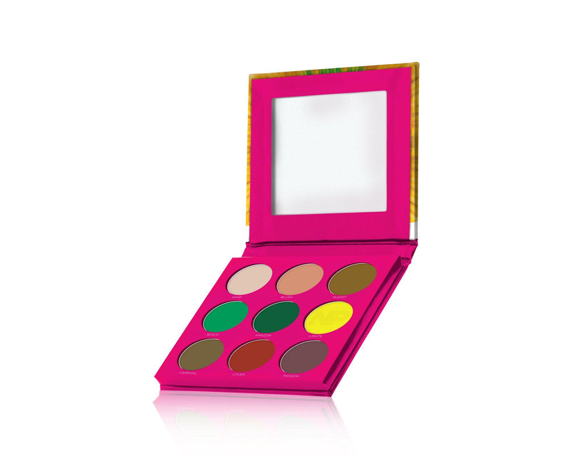Stage Manager – Fun Nude Engineering Eye and Face Shadows Palette-