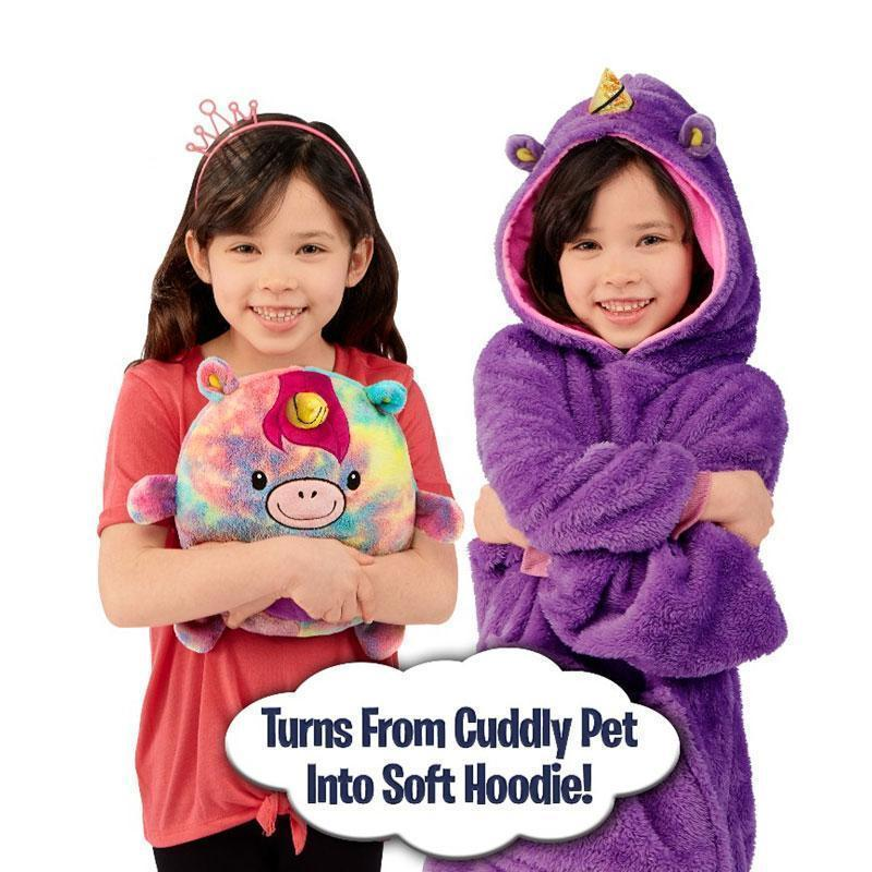 Children Cartoon Hoodie