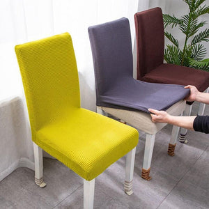 【Limited Time Promotion-50% OFF】Waterproof Stretch Dining Room Chair Covers