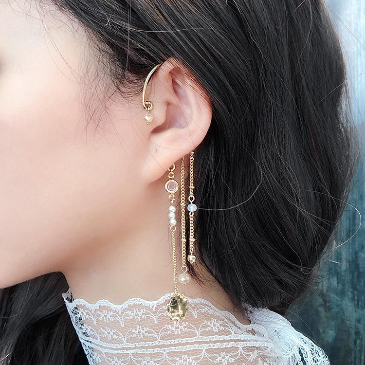 Personality Tassel Earrings (1 Pairs)