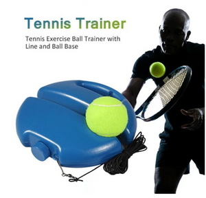Tennis Ball Training Baseboard