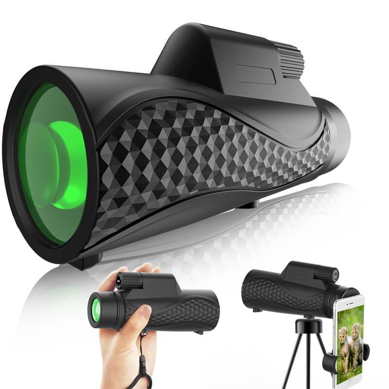 10X42 Night Vision Monocular Telescope