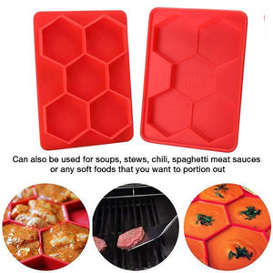 Hamburger Meat Mold