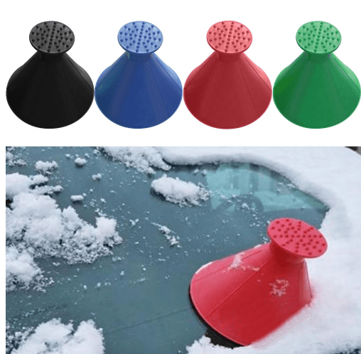 (Christmas promotion,Winter essential)Magical Car Ice Scraper
