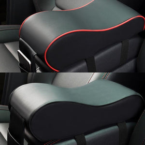 Memory foam pillow for car armrest box