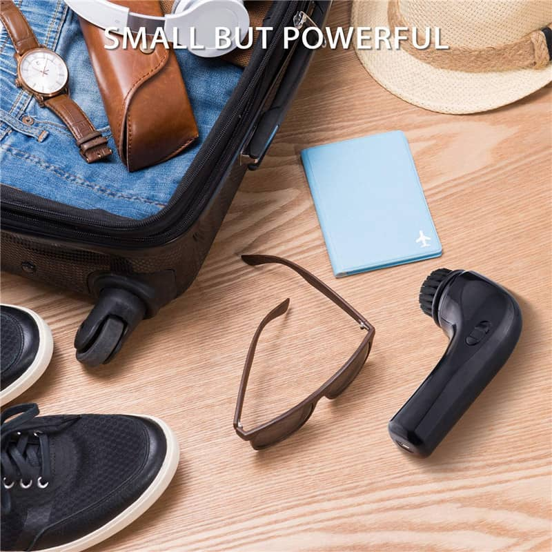 Household Small Electric Shoe Polisher