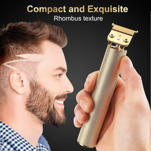 Electric Pro Grooming Rechargeable T-Blade Trimmer
