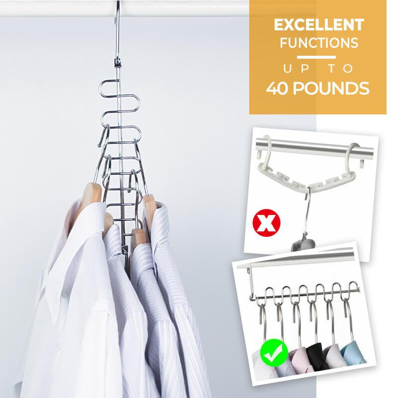 Multifunctional Magic Hanger