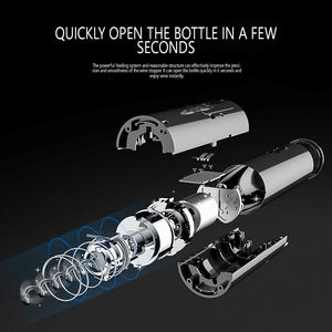 Electric Wine Bottle Opener(Limited Time Promotion-50% OFF)