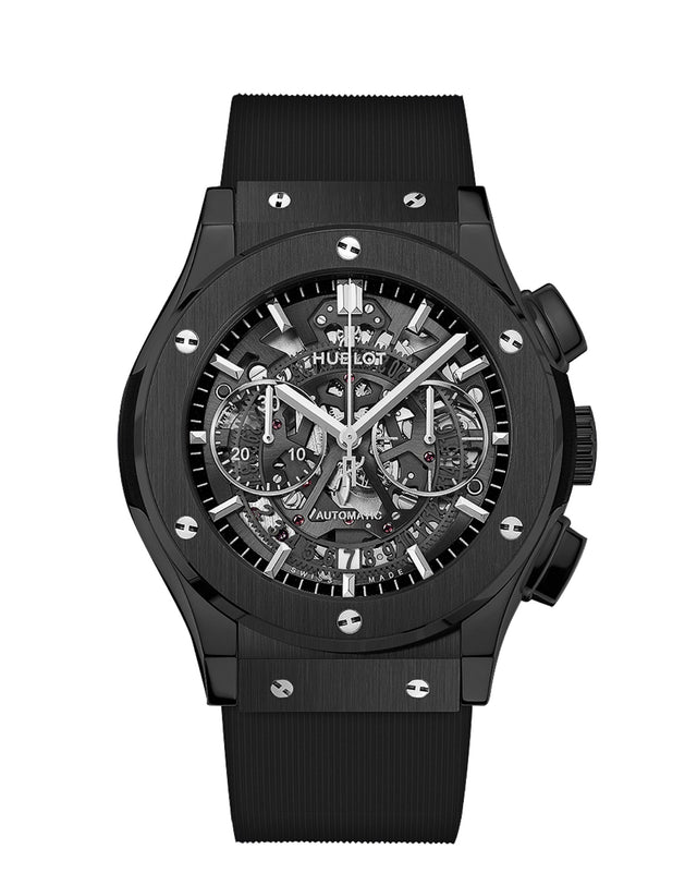 HUBLOT CLASSIC FUSION AEROFUSION BLACK MAGIC 45MM