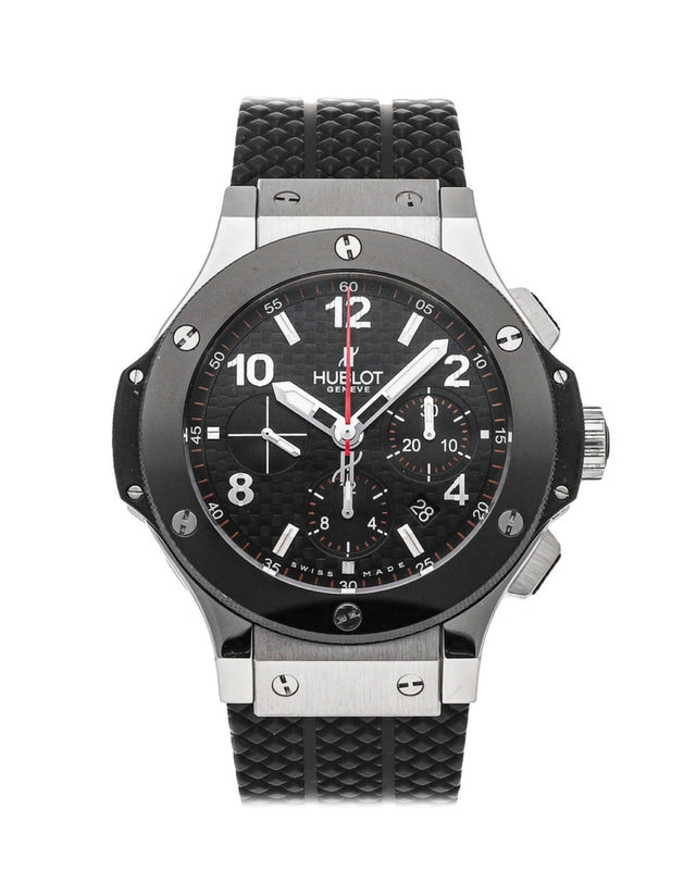 HUBLOT BIG BANG STEEL CERAMIC 44MM