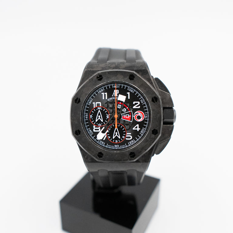 Audemars Piguet Royal Oak Offshore Carbon Alinghi Edition #764