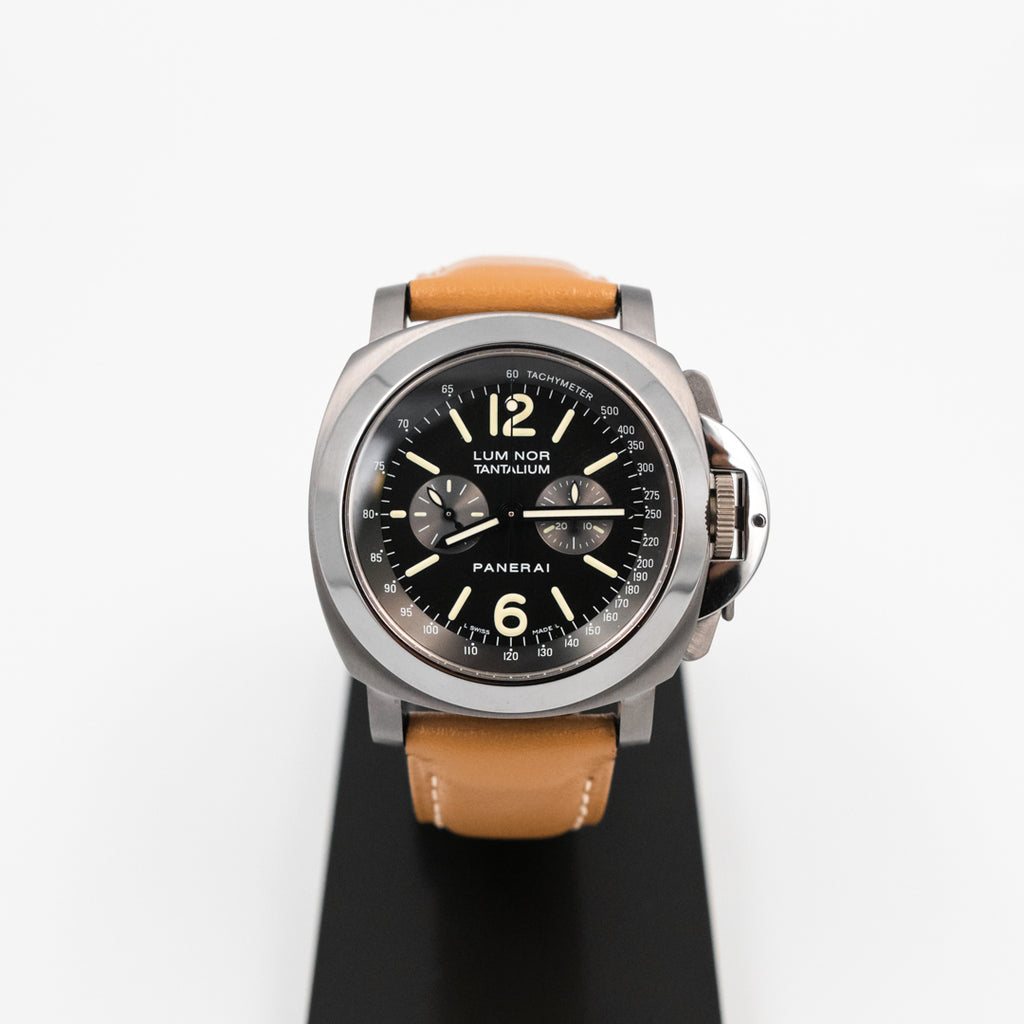 Panerai Luminor Tantalium Chrono