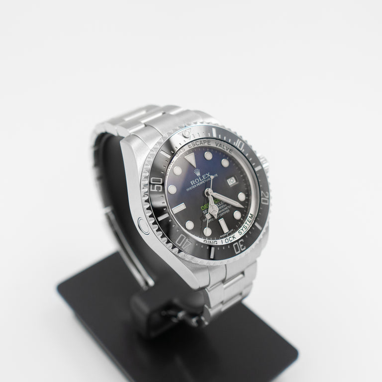"Rolex Sea-Dweller Deepsea D-Blue ""James Cameron"""