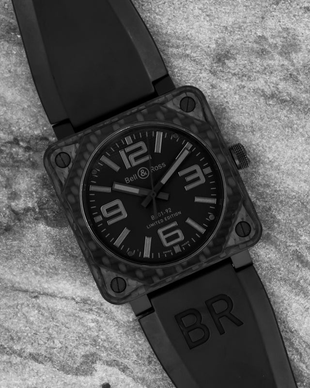 Bell & Ross BR 01-92 Phantom Carbon LTD 494/500