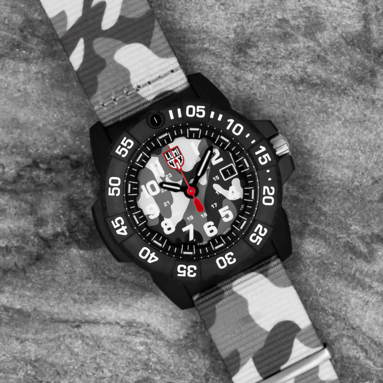 Luminox Navy Seal Camouflage