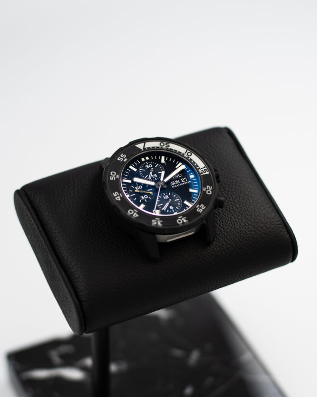 IWC Aquatimer Chronograph Galapagos Islands Edition