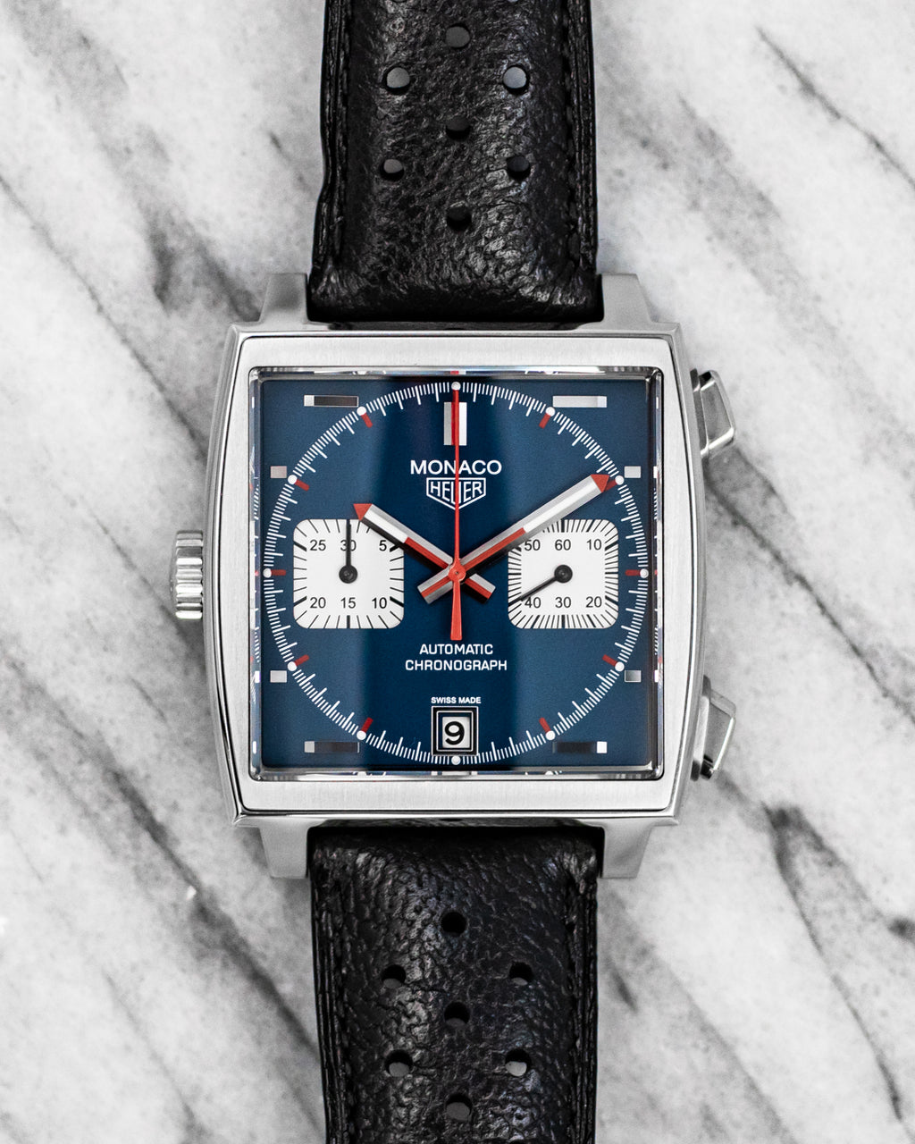 Tag Heuer Monaco 40th Anniversary LTD #310/1000