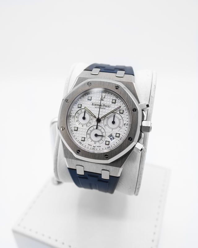Audemars Piguet Royal Oak Chronograph 39mm White Gold