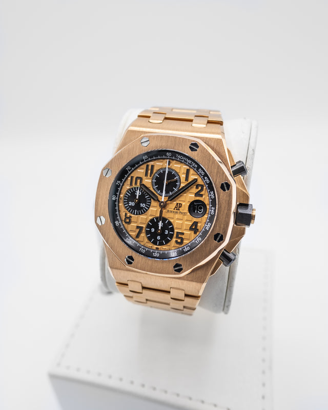 "Audemars Piguet Royal Oak Offshore ""Brick"""