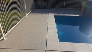 Stencilshield Pool Surround