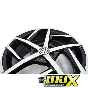 19 Inch Mag Wheel - VW Golf 8 Style Replica Wheel 5x112 PCD