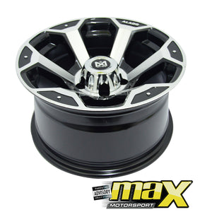 15 Inch MX321 Single Cab Bakkie Wheel & Tyre Combo (5x114.3 PCD)