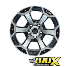 Load image into Gallery viewer, 15 Inch MX321 Single Cab Bakkie Wheel & Tyre Combo (5x114.3 PCD)