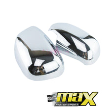 Load image into Gallery viewer, Toyota Hilux Vigo (12-15) Chrome Mirror Covers