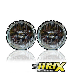 VW Golf 1 Smoked Headlights (Outers) maxmotorsports