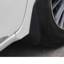 Load image into Gallery viewer, VW Polo 6 TSI (14-18) Plastic Long Mud Flaps (4Pc) maxmotorsports