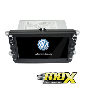 "VW 8"" Android DVD Entertainment & GPS Navigation System"