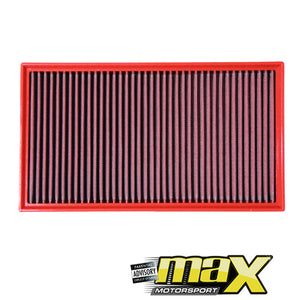 BMC Performance Flat Pad Air Filter - To Fit Audi RS3 (15-On)