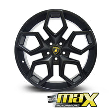 Load image into Gallery viewer, 17 Inch Mag Wheel - Lambo Aventador Style Wheel (5x100 PCD)