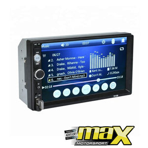 "7"" Touch Screen Double Din Mp5 Multimedia Player"