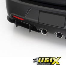 Load image into Gallery viewer, VW Golf 6R Gloss Black Maxton Style Diffuser