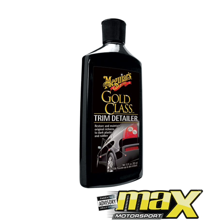 Meguiar's Gold Class Trim Detailer (300mL)