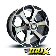 Load image into Gallery viewer, 16 Inch Mag Wheel - MX321 Bakkie Wheels (6x139.7 PCD)