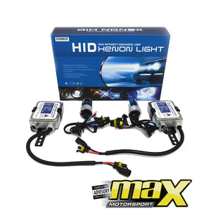HID Super White Xenon Upgrade Kit - H9 Plug and Play