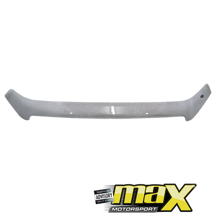 Isuzu KB (13-ON) D-Max Carbon Bonnet Guard