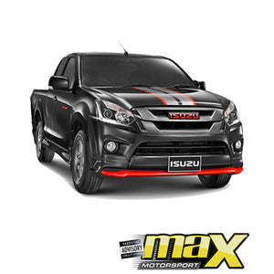 Isuzu GT Sticker Kit - Light Grey