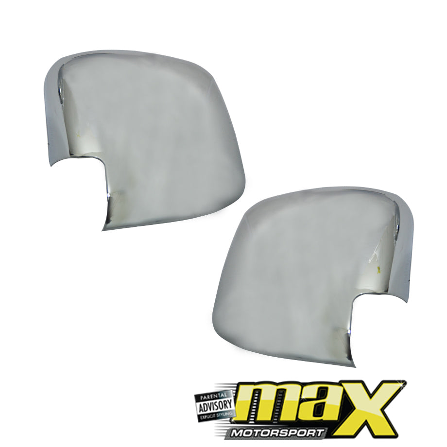 Toyota Quantum (05-On) Chrome Mirror Covers