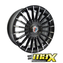 Load image into Gallery viewer, 15 Inch Mag Wheel -MX1042 Alpina Replica Wheel - (5x100 PCD)